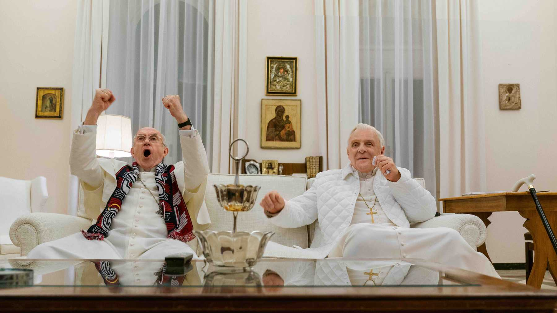 Religion, My Life Library & The 2 Popes